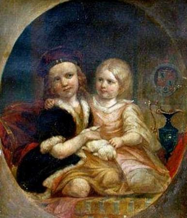 Caleb And Henrietta Frederika DuPont