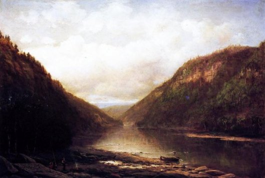 Fishing On The Conemaugh