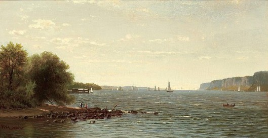 Idle Hours On The Hudson