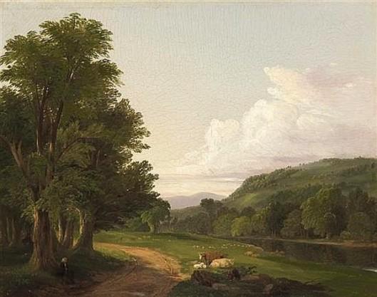 Landscape, Albany