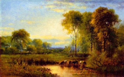 Late Summer Landscape
