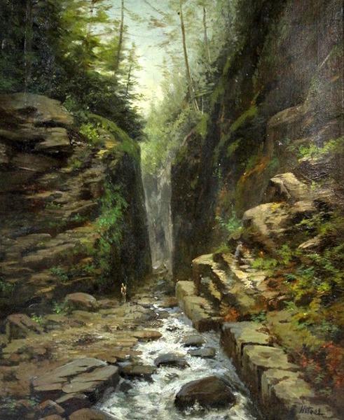 Negrin Waterfall