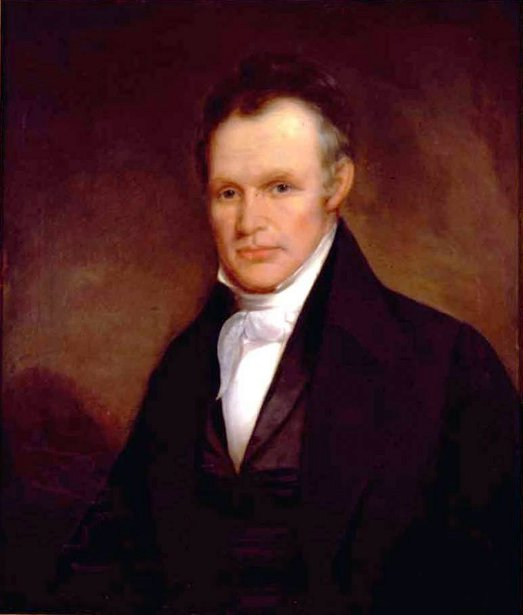 Newton Cannon, former Governor of Tennessee
