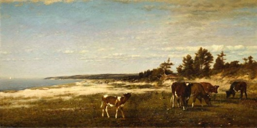 On The Beach, Northport