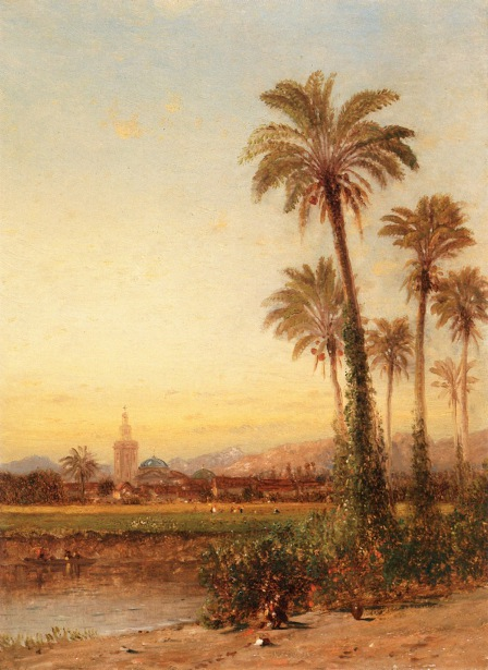 Palms Of Valencia