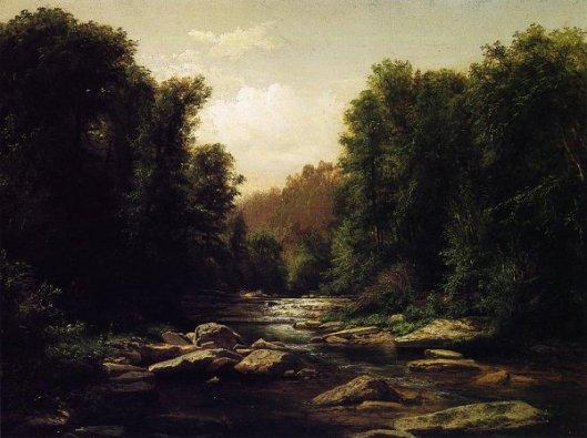 Pennsylvania Mountain Stream