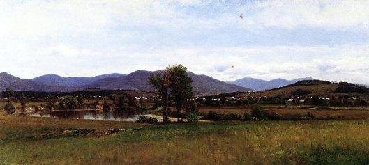 Presidential Range, White Mountains