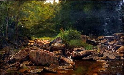 Rocks And Streams