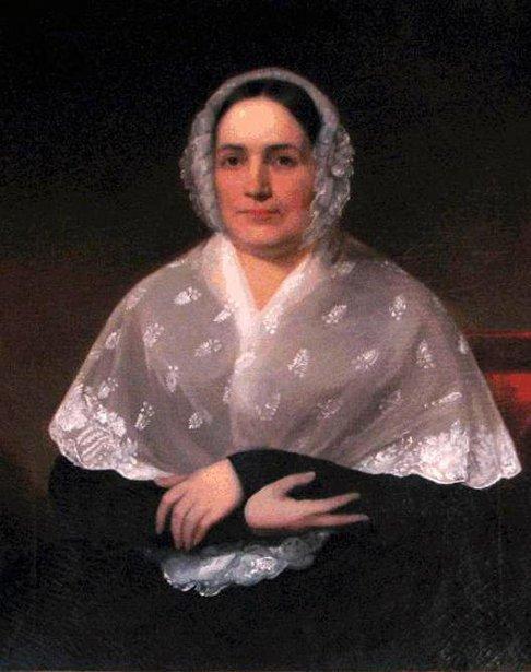 Susannah (Shute) Harding