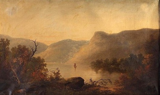 View Of The Hudson Highlands