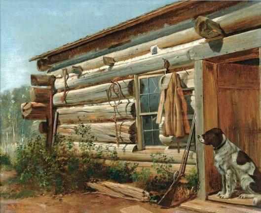 Dan Catlin Home, Adirondacks