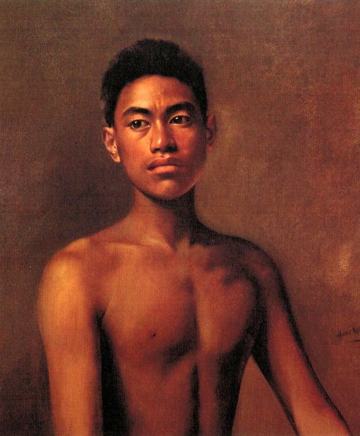 Iokepa, Hawaiian Fisher Boy