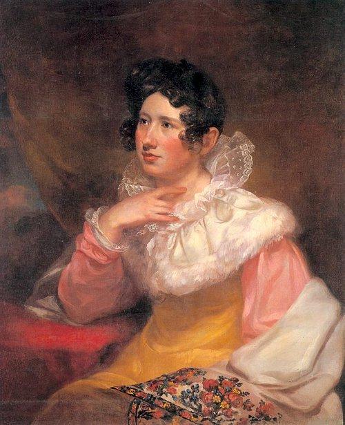 Lucretia Pickering Walker Morse