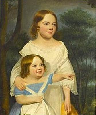 Mary Ada Stedman And Elizabeth Stedman
