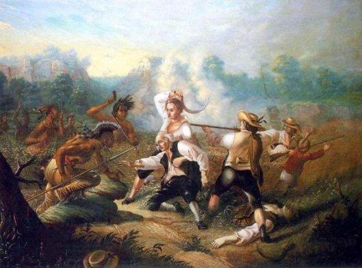 Massacre At Wyoming Valley