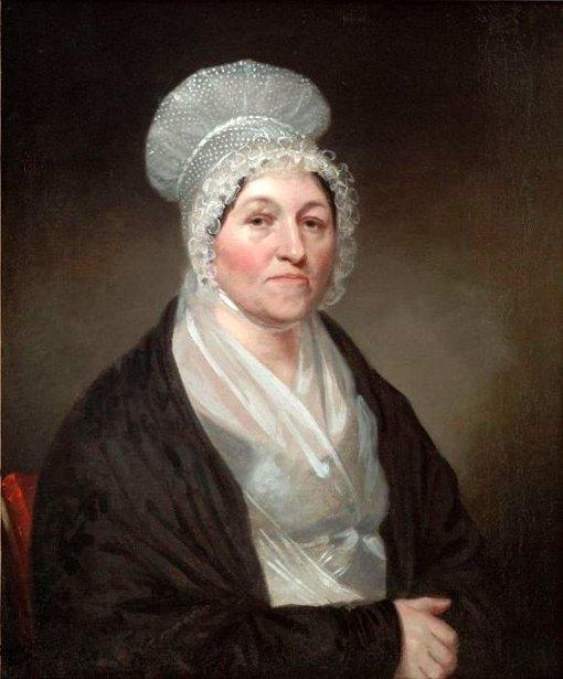 Mrs. Christopher Champlin (Margaret Grant Champlin)