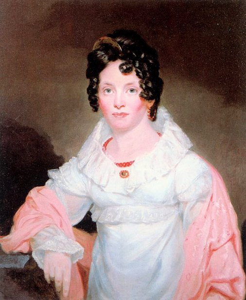 Mrs. Robert Young Hayne (Rebecca Brewton Motte Alston)