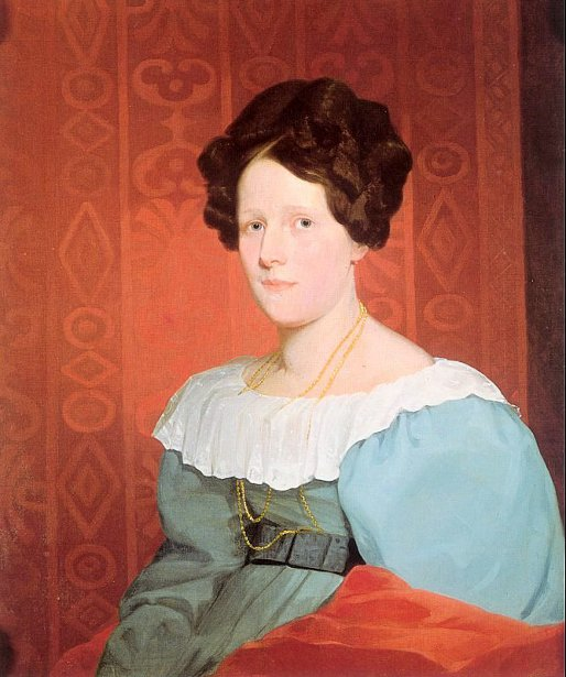 Mrs. Samuel Nelson (Catherine Anne Russell)