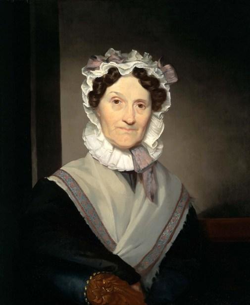 Mrs. Thomas Fuller (Mary Fuller)