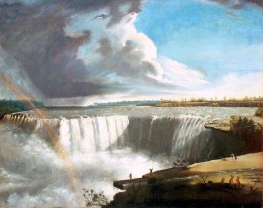 Niagara Falls from Table Rock