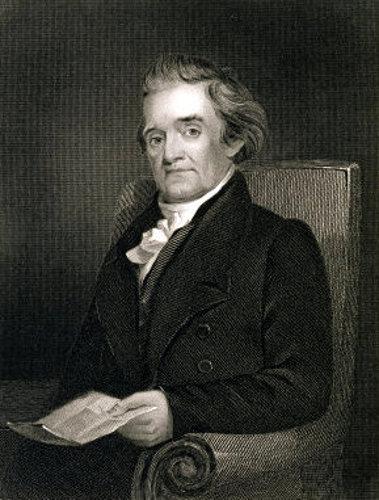 Noah Webster (after Samuel Morse)