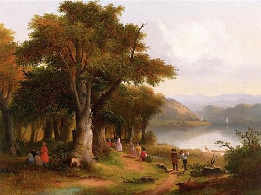 Picnic On The Hudson