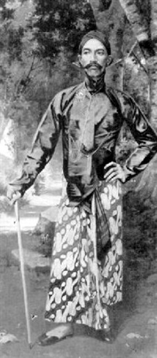 Prince Bueminoto Of Java
