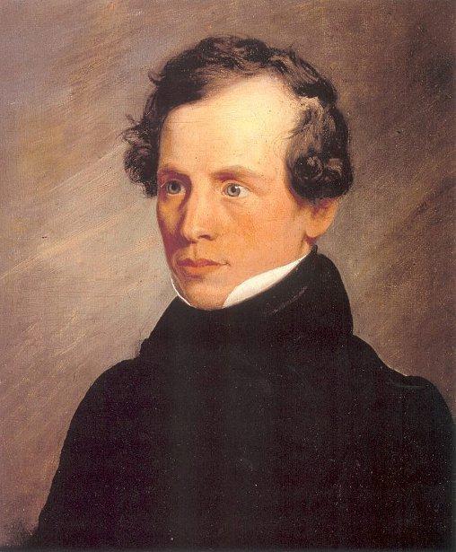 Self-Portrait, 1818