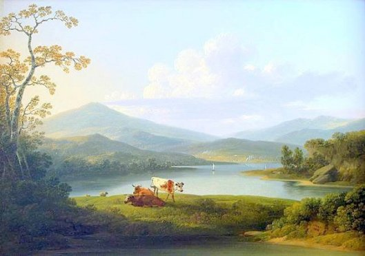 Seven Hills - An American Landscape
