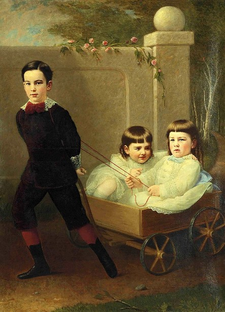 The Vanderbilt Children