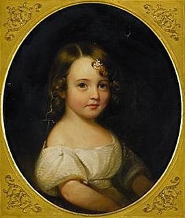 Young Boy (possibly Charles F. or Edmund  Burk Stedman)