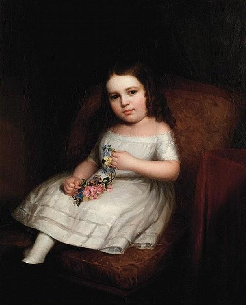 Amanda Fiske, Aged Five