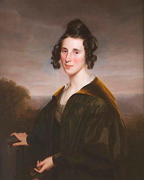 Caroline Clements Brown (Mrs. Nicholas Brown III)