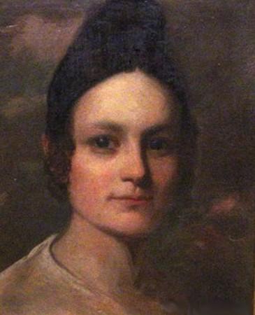 Hannah Holmes of Howland, Maine