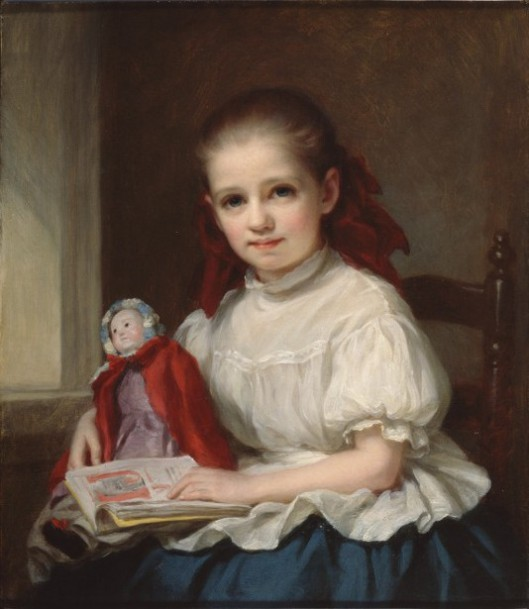 Jennie Walters As A Little Girl