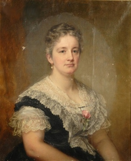 Lady Mary Dumesnil McIlvaine Parsons