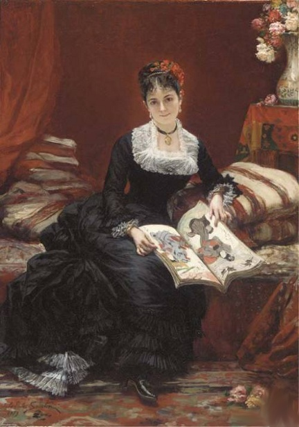 Jules Emile Saintin 1829 1894 American Gallery