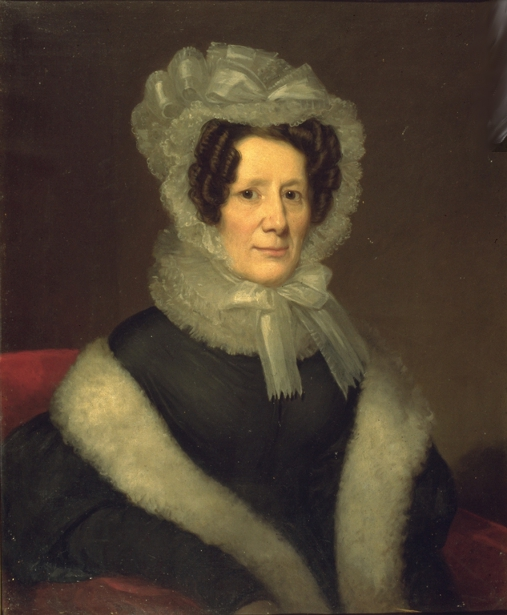 Mary Elizabeth White Deveber (Mrs. Nathaniel Deveber)