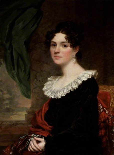 Mary Huntington, née Bowers Campbell