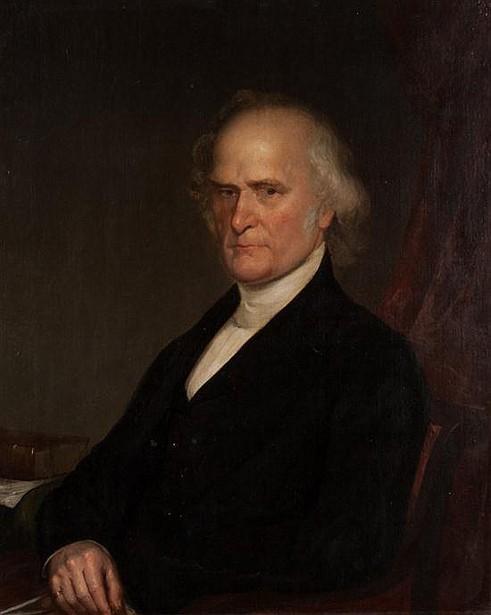 Rev. Daniel Sharp of Boston