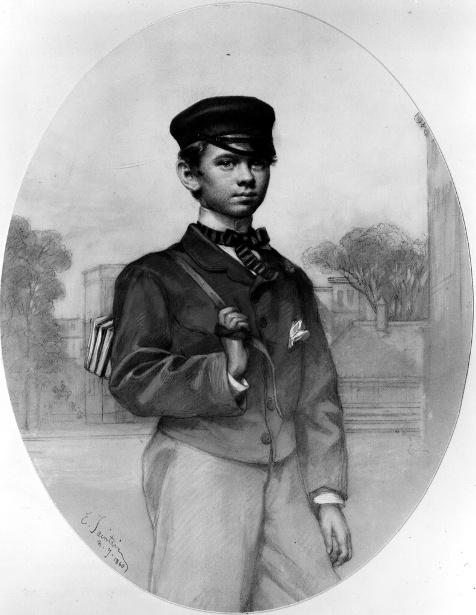 Schoolboy (Portrait of Henry Walters)