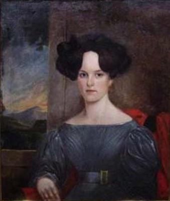 Susan Pierce (Jarvis) Adams, Claremont, N. H.