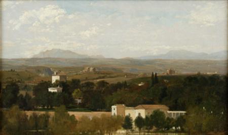 View Near Rome