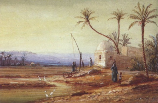 View Of Egypt