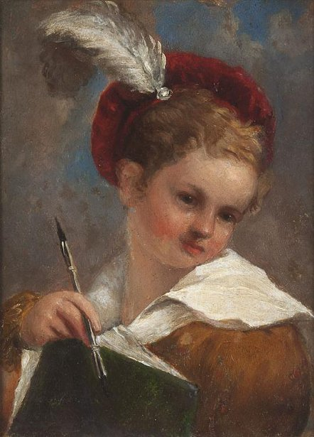 Young Scribe