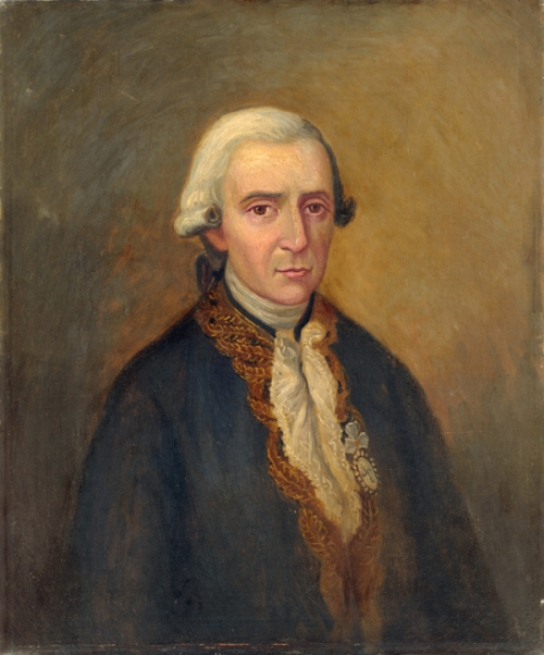 Antonio de Ulloa, First Governor of Spanish Louisiana