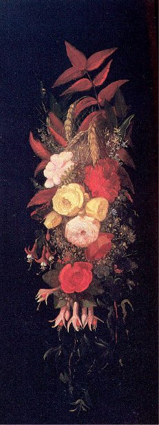 Floral Panel
