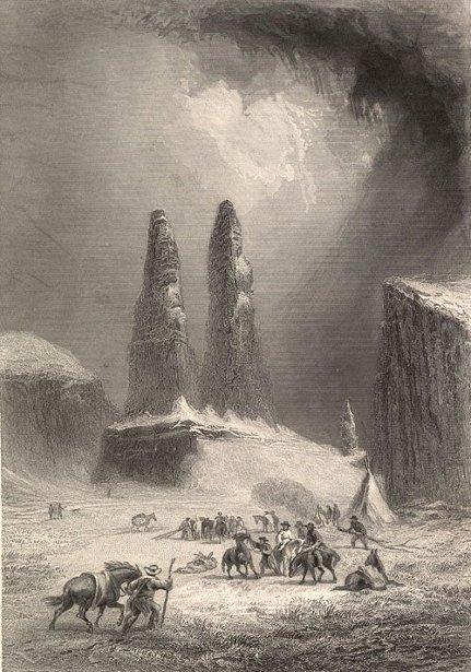Natural Obelisks