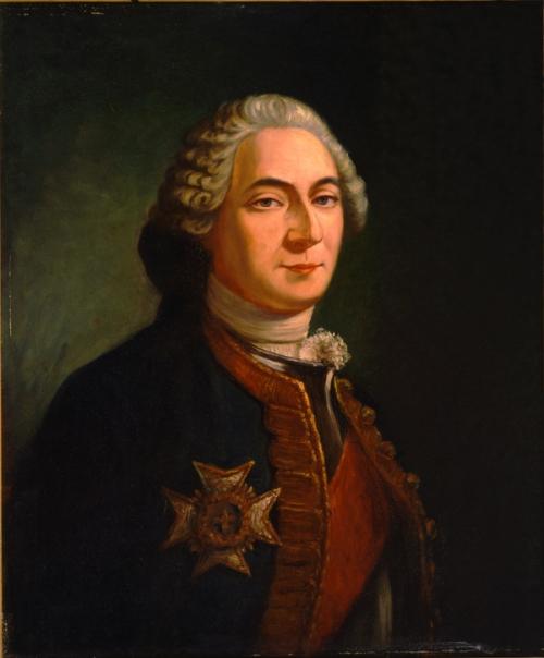 Pierre Rigaud Cavagnol Marquis de Vaudreuil