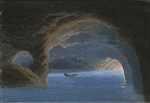The Blue Grotto, Capri